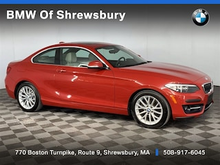 used 2016 BMW 228i xDrive Coupe for sale near Worcester