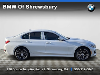 new 2020 BMW 330i xDrive Sedan for sale near Worcester