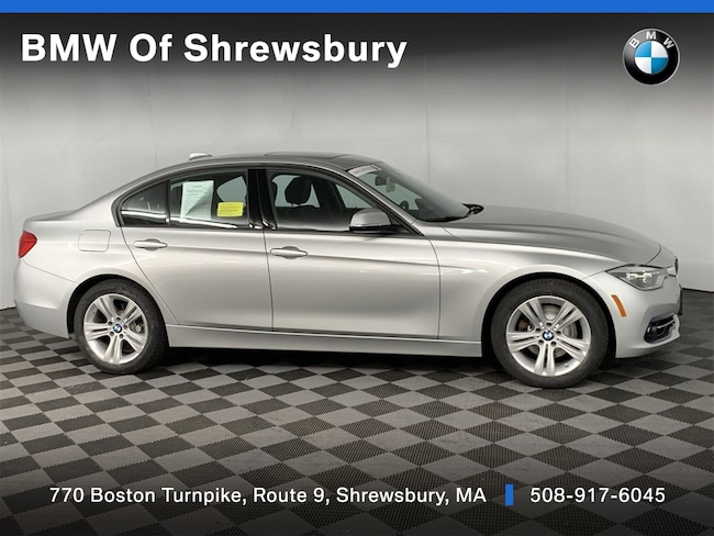 Certified Pre Owned 2016 BMW 328i xDrive Sedan Shrewsbury