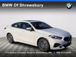 new 2021 BMW 228i xDrive Sedan for sale near Worcester