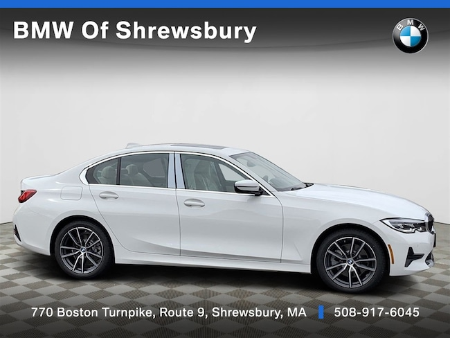 New 2019 BMW 330i xDrive Sedan Shrewsbury