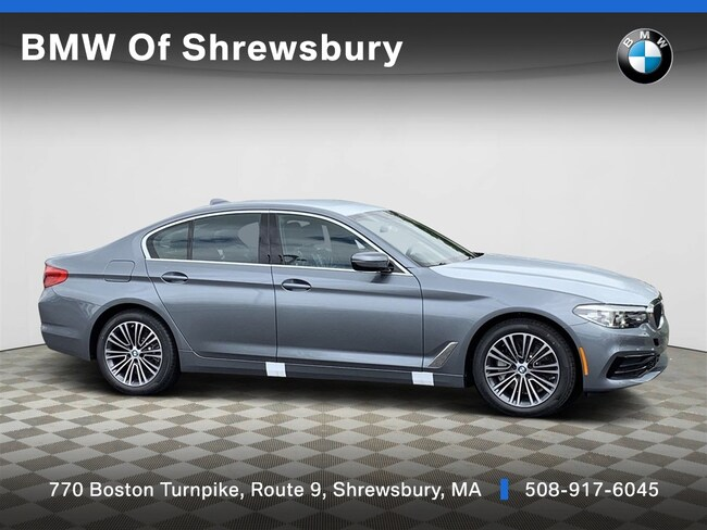 New 2019 BMW 530i xDrive Sedan Shrewsbury