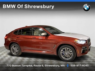 new 2020 BMW X4 M40i SUV for sale near Worcester