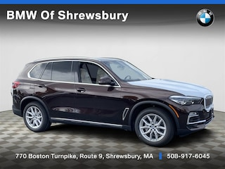 new 2019 BMW X5 xDrive40i SUV for sale near Worcester