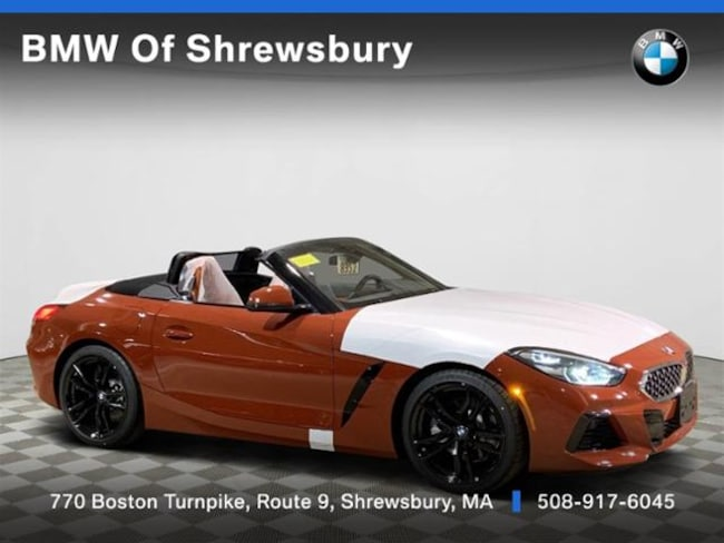 New 2020 BMW Z4 sDrive 30i Convertible Shrewsbury
