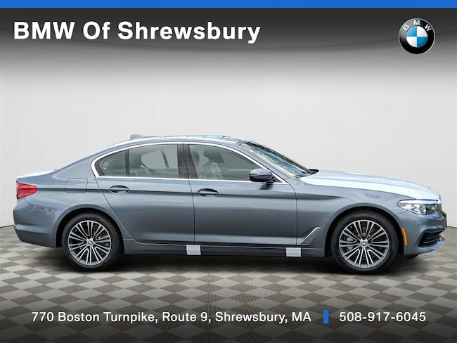 New 2019 BMW 530i xDrive Sedan Shrewsbury