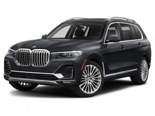 new 2021 BMW X7 M50i SUV for sale near Worcester