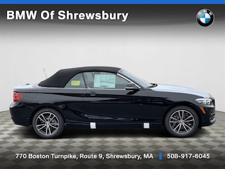 new 2020 BMW 230i xDrive Convertible for sale near Worcester