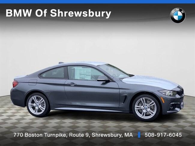 New 2020 BMW 430i xDrive Coupe Shrewsbury