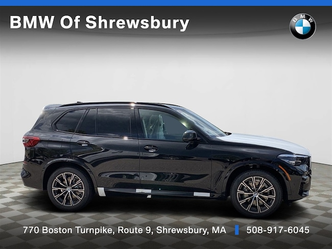 New 2019 BMW X5 xDrive40i SUV Shrewsbury