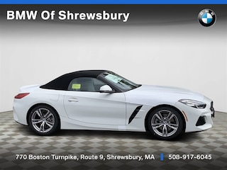 new 2019 BMW Z4 sDrive30i Convertible for sale near Worcester