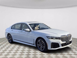 new 2021 BMW 750i xDrive Sedan for sale near Worcester