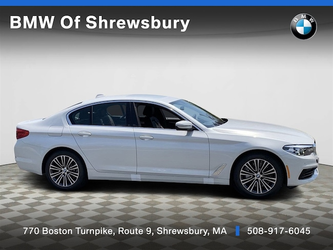 New 2019 BMW 540i xDrive Sedan Shrewsbury