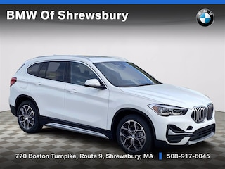 new 2021 BMW X1 xDrive28i SUV for sale near Worcester