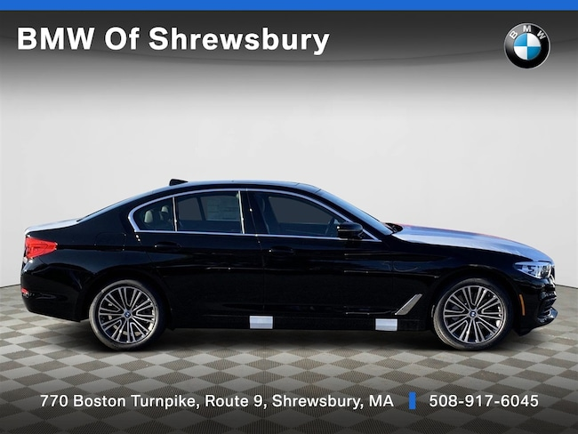 New 2020 BMW 530i xDrive Sedan Shrewsbury