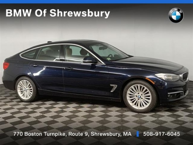 Used 2015 BMW 328i xDrive xDrive w/SULEV Hatchback Shrewsbury