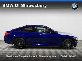 new 2020 BMW M4 Coupe Coupe for sale near Worcester