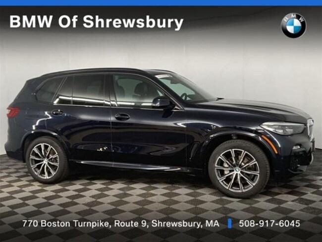 Used 2019 BMW X5 xDrive40i SUV Shrewsbury