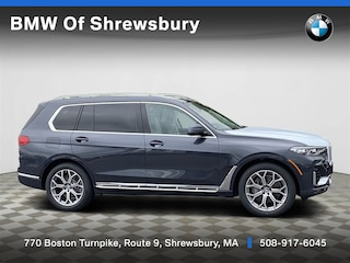 new 2019 BMW X7 xDrive50i SUV for sale near Worcester