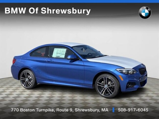 New 2020 BMW 230i xDrive Coupe Shrewsbury