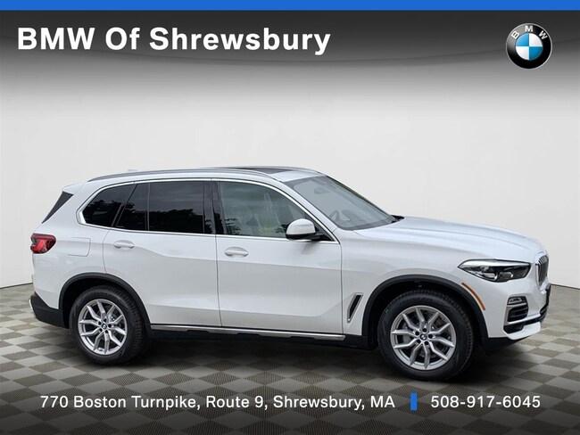 New 2020 BMW X5 xDrive40i SUV Shrewsbury