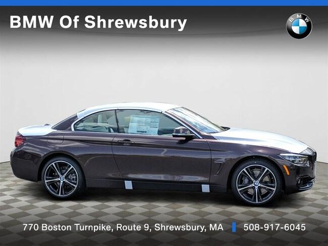 New 2020 BMW 440i xDrive Convertible Shrewsbury