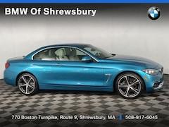 2020 BMW 430i xDrive Convertible