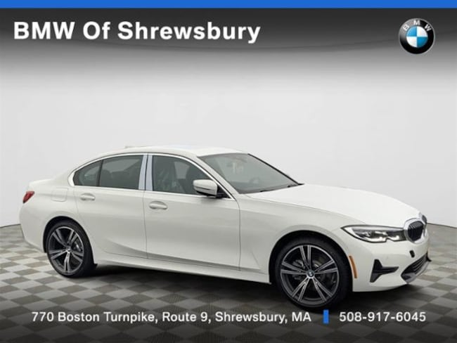 New 2020 BMW 330i xDrive Sedan Shrewsbury