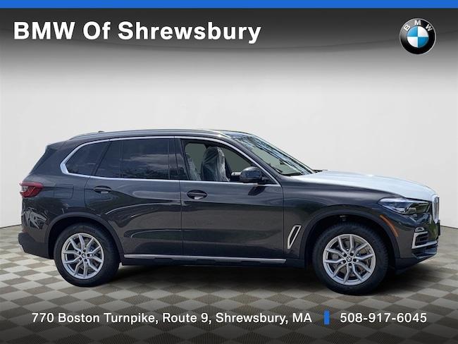 New 2019 BMW X5 xDrive40i SUV Shrewsbury