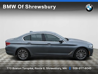 new 2019 BMW 530e xDrive iPerformance Sedan for sale near Worcester
