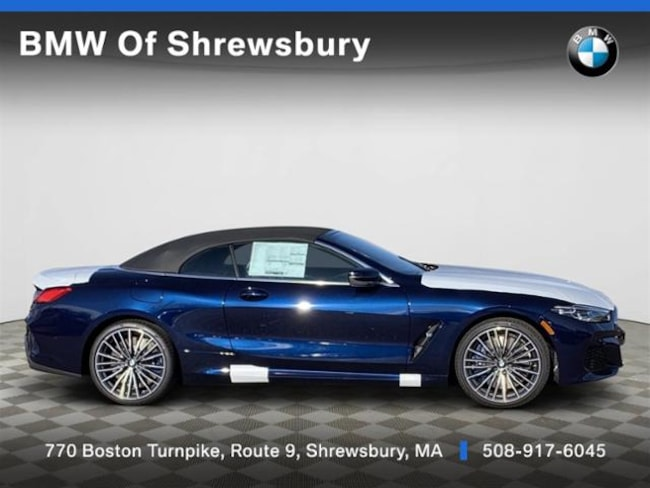New 2020 BMW M850i xDrive Convertible Shrewsbury