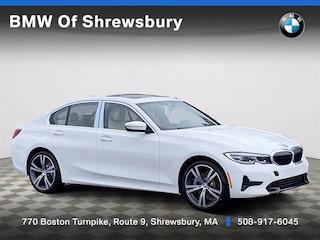 new 2021 BMW 330e xDrive Sedan for sale near Worcester