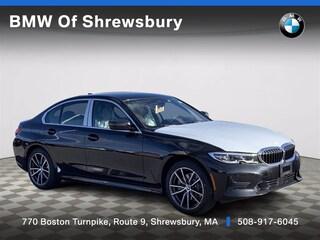 new 2021 BMW 330i xDrive Sedan for sale near Worcester