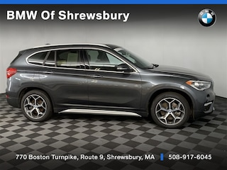 used 2018 BMW X1 xDrive28i SUV for sale near Worcester