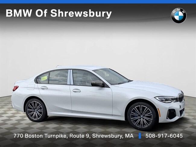 New 2020 BMW M340i xDrive Sedan Shrewsbury