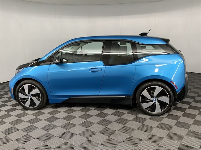 Used 2017 BMW i3 with Range Extender For Sale at McGovern