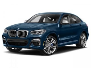 new 2021 BMW X4 M40i SUV for sale near Worcester