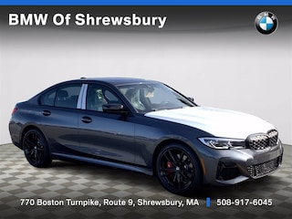 new 2021 BMW M340i xDrive Sedan for sale near Worcester