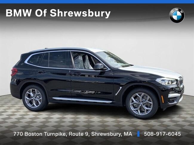 New 2020 BMW X3 xDrive30i SUV Shrewsbury
