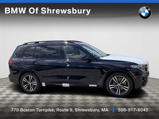 New 2019 BMW X7 xDrive40i SUV Shrewsbury