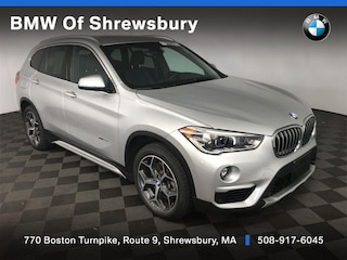used 2017 BMW X1 xDrive28i SUV for sale near Worcester