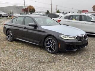 new 2021 BMW 540i xDrive Sedan for sale near Worcester