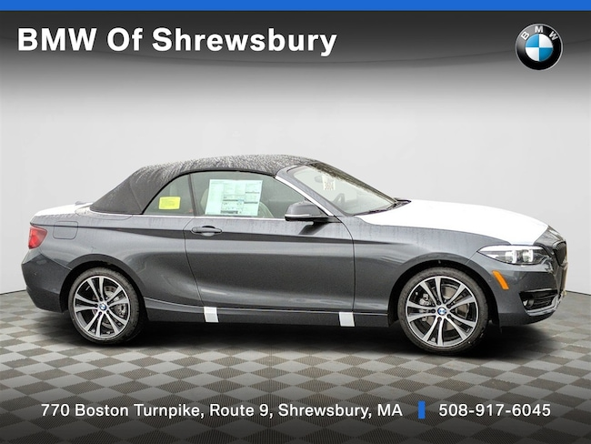 New 2020 BMW 230i xDrive Convertible Shrewsbury