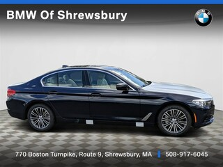 new 2019 BMW 530i xDrive Sedan for sale near Worcester