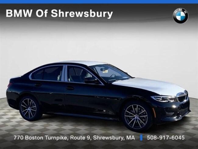 New 2020 BMW 330i xDrive Sedan Shrewsbury