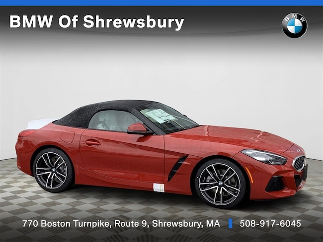 New 2019 BMW Z4 sDrive30i Convertible Shrewsbury