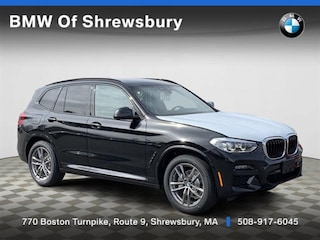 new 2020 BMW X3 xDrive30i SUV for sale near Worcester