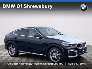 new 2021 BMW X6 xDrive40i SUV for sale near Worcester