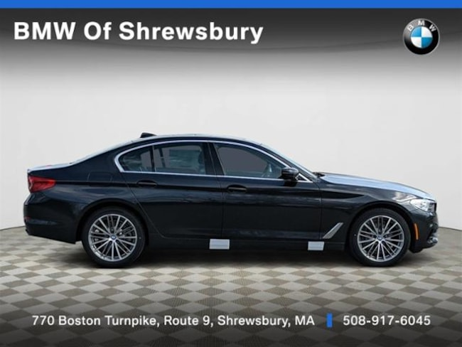 New 2020 BMW 540i xDrive Sedan Shrewsbury