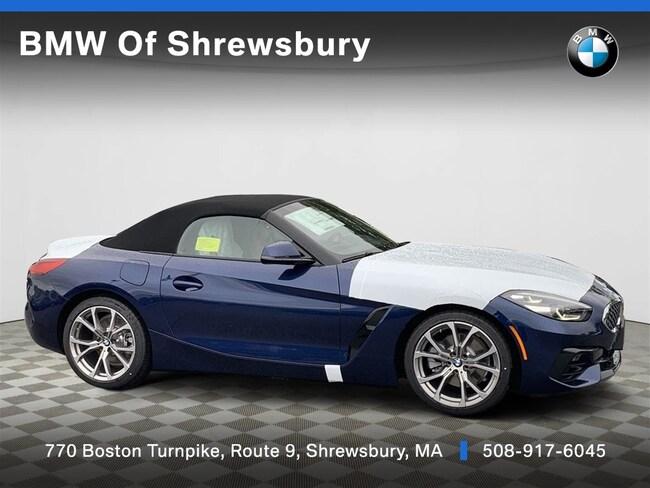 New 2019 BMW Z4 sDrive30i Convertible Shrewsbury